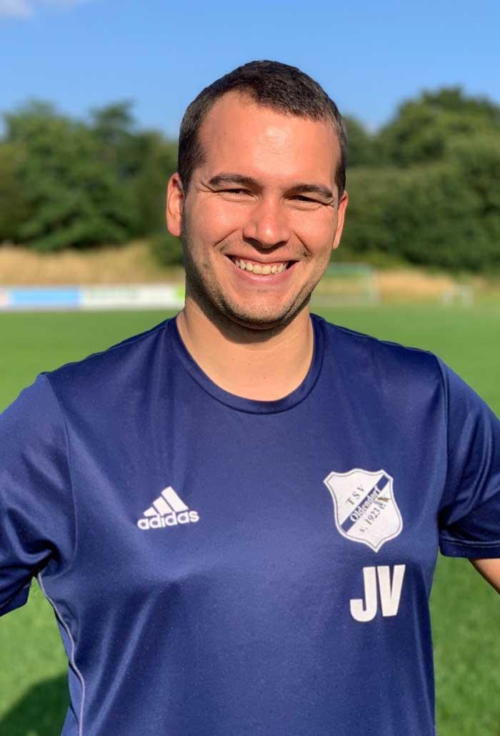 Jan Volmert 1.Vorstand